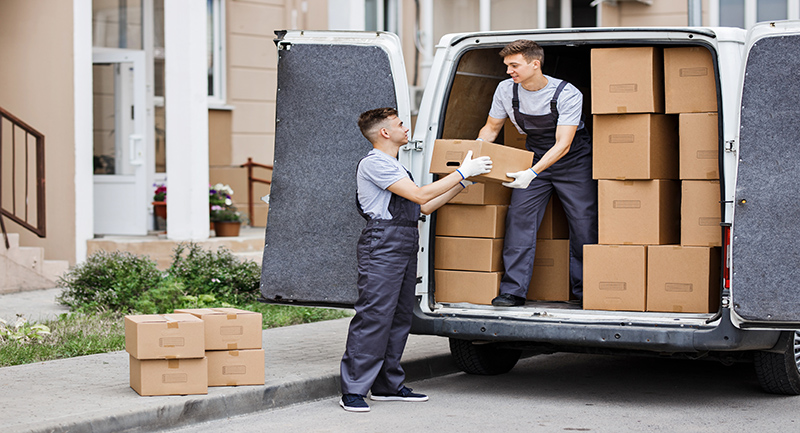 Man And Van Removals in Bedford Bedfordshire